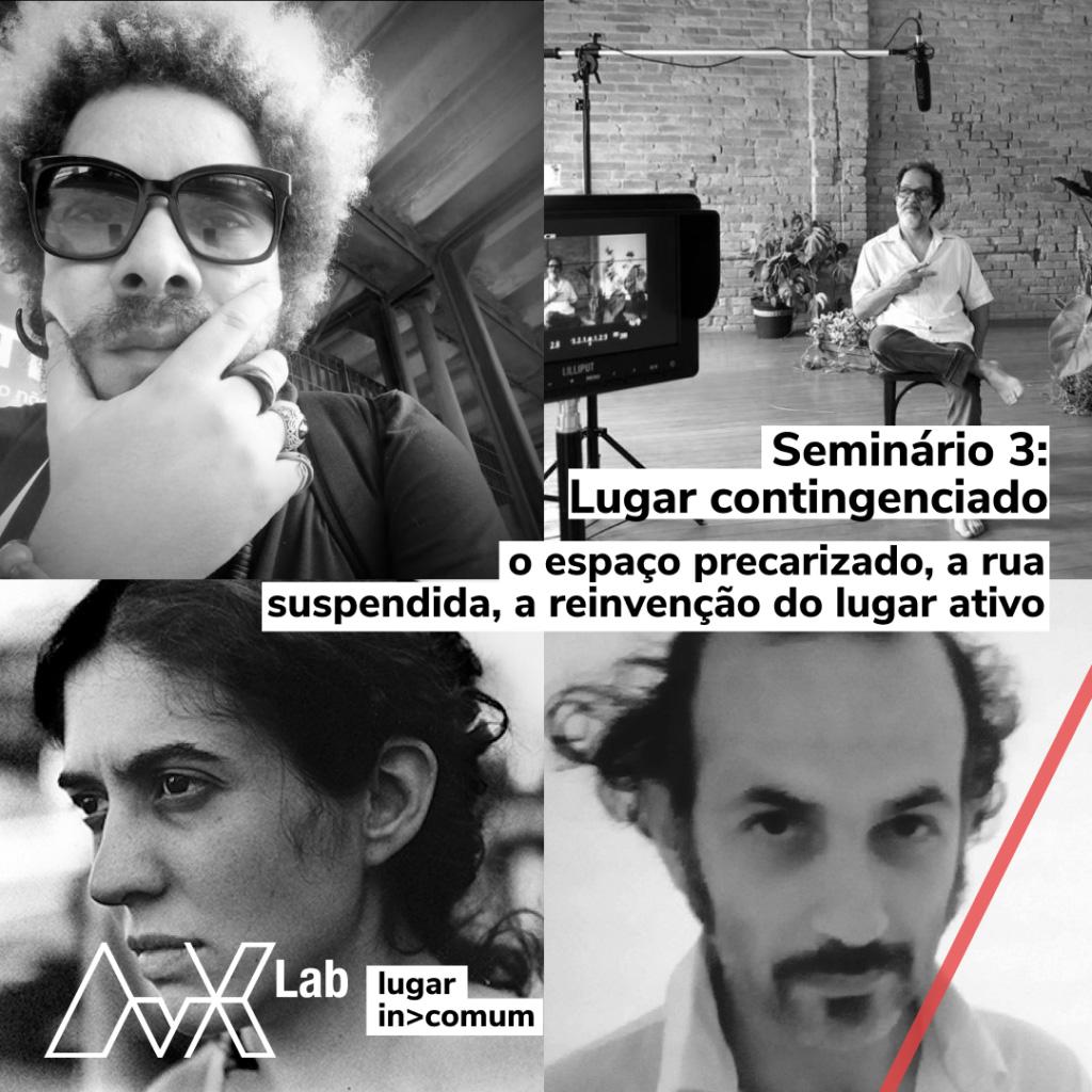 Seminario 03 - AVXLab 2021